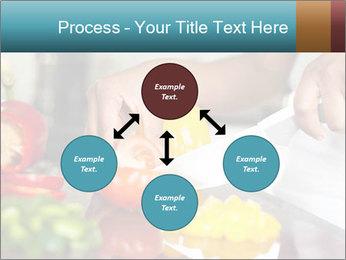 Salad Preparation PowerPoint Template - Slide 91