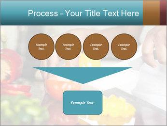 Salad Preparation PowerPoint Template - Slide 93