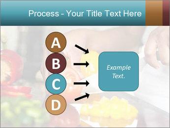 Salad Preparation PowerPoint Template - Slide 94