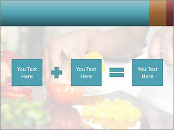 Salad Preparation PowerPoint Template - Slide 95