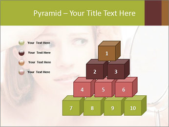 Young Lady With Pimples PowerPoint Templates - Slide 31