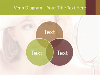 Young Lady With Pimples PowerPoint Templates - Slide 33