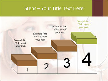 Young Lady With Pimples PowerPoint Templates - Slide 64