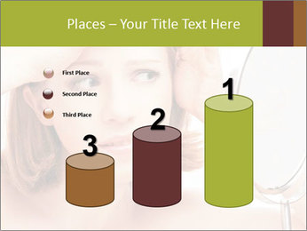 Young Lady With Pimples PowerPoint Templates - Slide 65