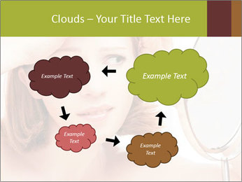 Young Lady With Pimples PowerPoint Templates - Slide 72