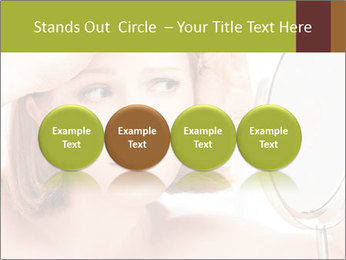 Young Lady With Pimples PowerPoint Template - Slide 76