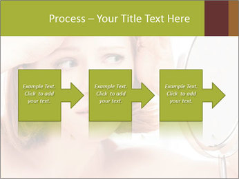 Young Lady With Pimples PowerPoint Template - Slide 88