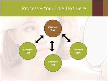 Young Lady With Pimples PowerPoint Templates - Slide 91