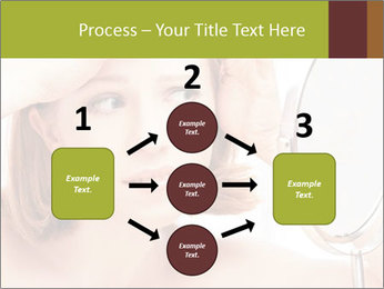 Young Lady With Pimples PowerPoint Template - Slide 92