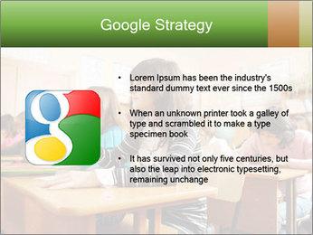 School Auditorium PowerPoint Template - Slide 10