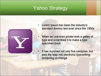 School Auditorium PowerPoint Template - Slide 11