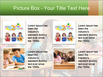 School Auditorium PowerPoint Template - Slide 14