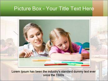 School Auditorium PowerPoint Template - Slide 15