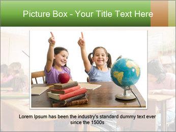 School Auditorium PowerPoint Template - Slide 16