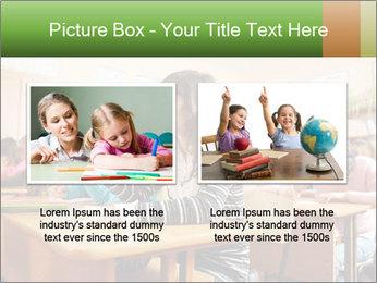School Auditorium PowerPoint Template - Slide 18