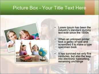 School Auditorium PowerPoint Template - Slide 20