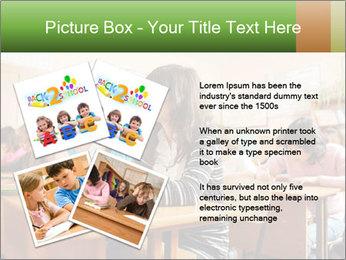 School Auditorium PowerPoint Template - Slide 23