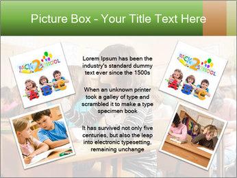 School Auditorium PowerPoint Template - Slide 24