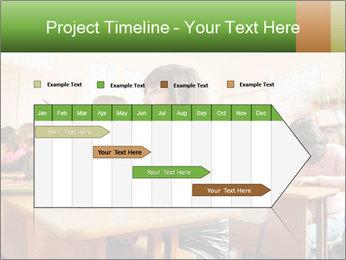 School Auditorium PowerPoint Template - Slide 25