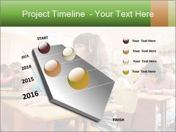 School Auditorium PowerPoint Template - Slide 26