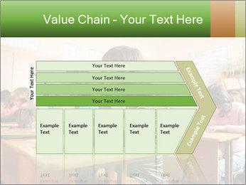 School Auditorium PowerPoint Template - Slide 27