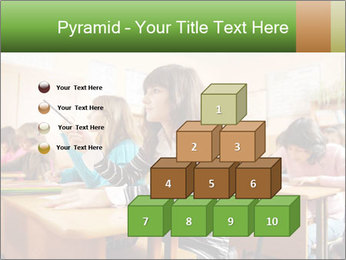 School Auditorium PowerPoint Template - Slide 31