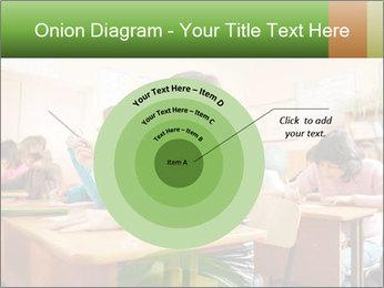 School Auditorium PowerPoint Template - Slide 61