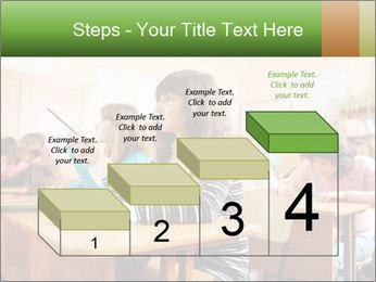 School Auditorium PowerPoint Template - Slide 64