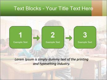 School Auditorium PowerPoint Template - Slide 71