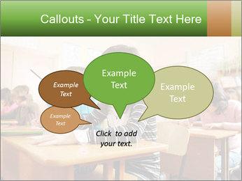 School Auditorium PowerPoint Template - Slide 73
