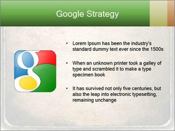 Bronze Surface PowerPoint Template - Slide 10