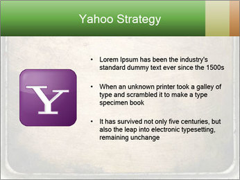 Bronze Surface PowerPoint Template - Slide 11