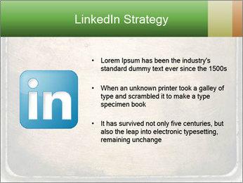 Bronze Surface PowerPoint Template - Slide 12