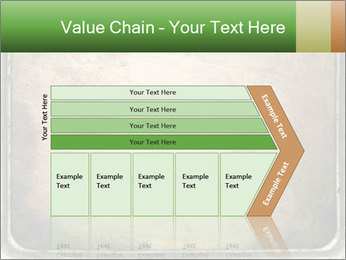 Bronze Surface PowerPoint Template - Slide 27