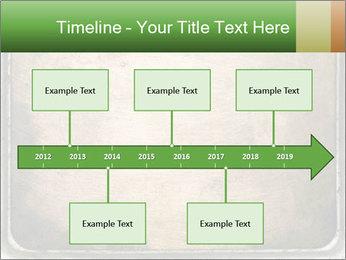 Bronze Surface PowerPoint Template - Slide 28