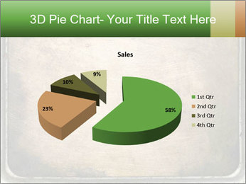Bronze Surface PowerPoint Template - Slide 35
