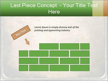 Bronze Surface PowerPoint Template - Slide 46