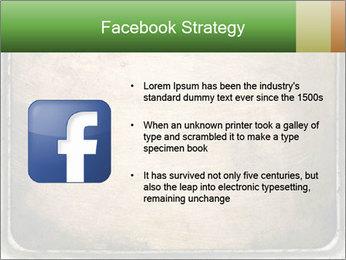 Bronze Surface PowerPoint Template - Slide 6