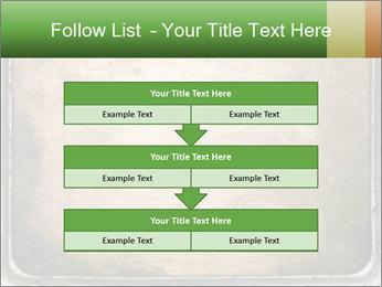 Bronze Surface PowerPoint Template - Slide 60