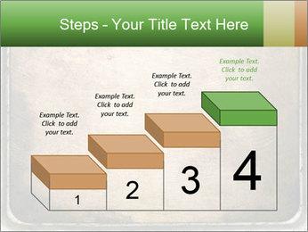 Bronze Surface PowerPoint Template - Slide 64