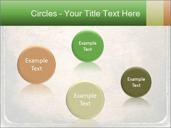 Bronze Surface PowerPoint Template - Slide 77
