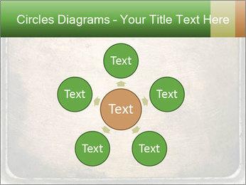 Bronze Surface PowerPoint Template - Slide 78