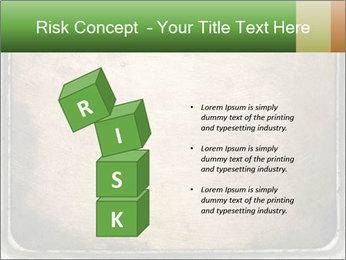 Bronze Surface PowerPoint Template - Slide 81