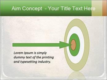 Bronze Surface PowerPoint Template - Slide 83