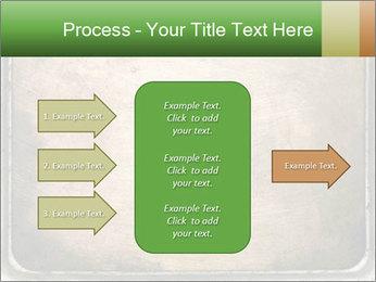 Bronze Surface PowerPoint Template - Slide 85