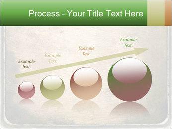 Bronze Surface PowerPoint Template - Slide 87