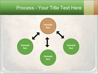 Bronze Surface PowerPoint Template - Slide 91