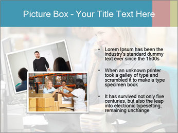 Woman Top Manager PowerPoint Templates - Slide 20