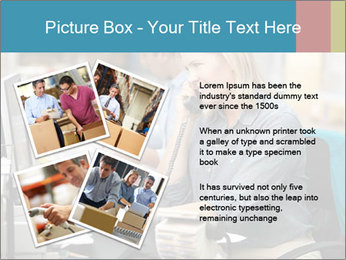 Woman Top Manager PowerPoint Templates - Slide 23