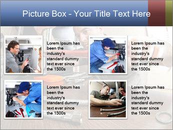 Maintenance Service PowerPoint Template - Slide 14